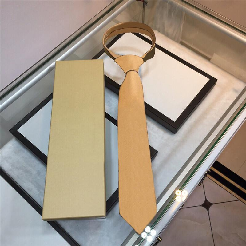 Men's Designer Ties with Box High-grade Silk Ties Outdoor Business Work Party Formal Occasion Ties Gifts Free Shipping