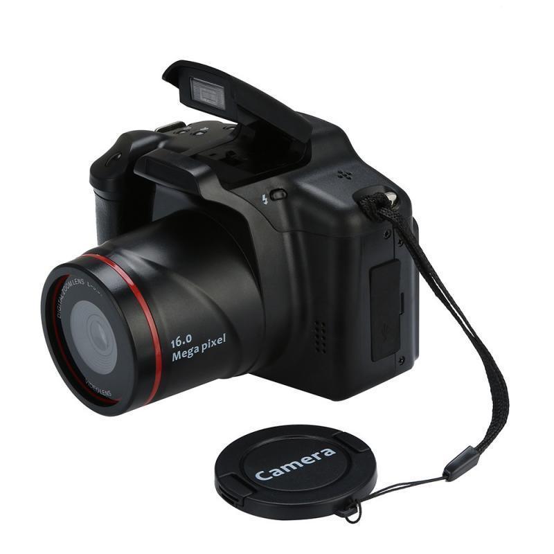1 PCS SLR Camera 16MP dello zoom 1080P HD 16X Digital Camera portatile 16X Zoom digitale De video Videocamere dropshipping
