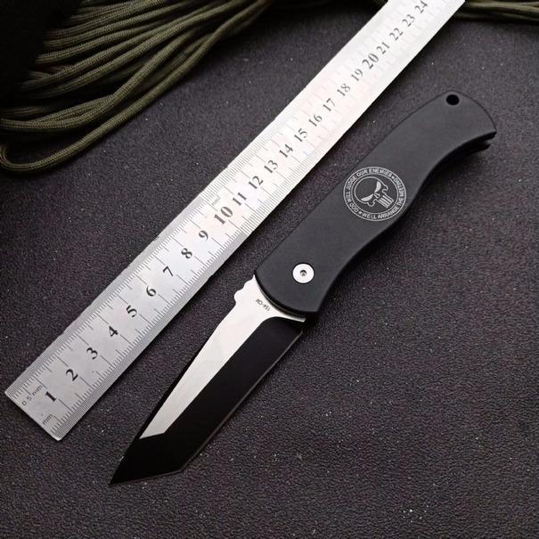 protech CQC7 única ação tática autodefesa dobrável bolso caça EDC faca de acampamento faca de caça facas xmas a3142 presente