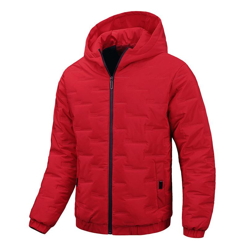 2021 NUEVO otoño invierno capa de algodón chaqueta para hombre chaqueta de algodón de los hombres gordos del ejército del ejército del ejército