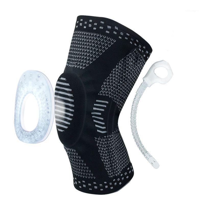 Coupeaux de genouils Coupes professionnelles Sports Pad Sleeve Elastic Sweat Sweat Sweat Sweat Protector1