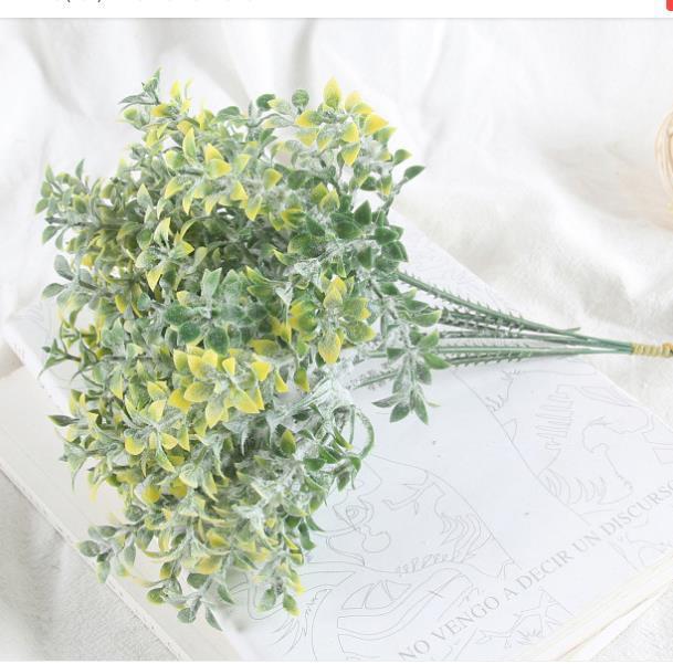 1pc Sugar Handmade Artificial Plants fake for flowers wedding Home Decoration diy wreath Gift box scrapbooking