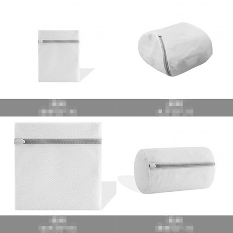 حقائب متعددة النطاقات غسل حقيبة لا يتلاشى الغسيل لا التشوه الجميلة الخشن صافي لون الصلبة الملابس العناية حزمة سميكة جديد 3sm D2