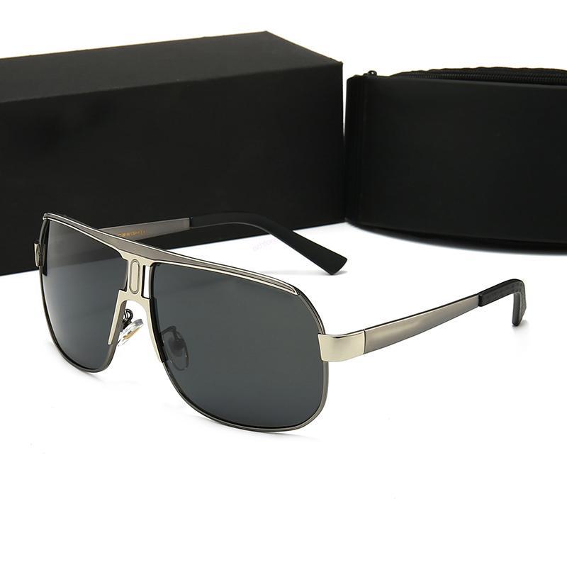 2021 Novo Ford Square Sunglasses Wekvj óculos para moda Tom UV400 Sun Box com óculos de sol homem mulher lentes redondas tendência de óculos fgjtp
