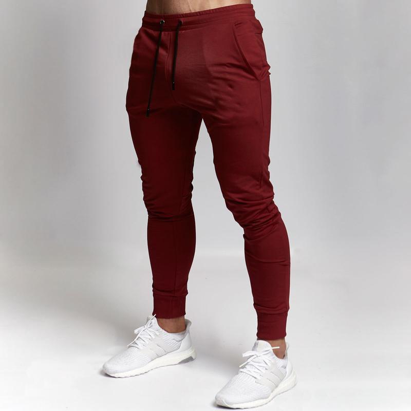 Pannelli di marca Casual Colore Solido Pantaloni sportivi Pantaloni sportivi K49 Pantalon Homme Jogger Hombre Streetwear Pantaloni da uomo