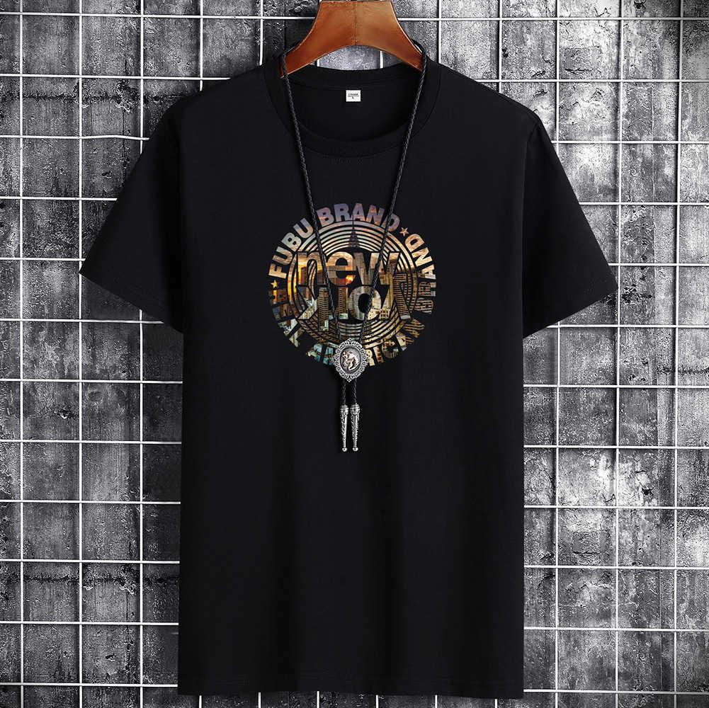 2021 Nueva camisa guapa de la moda de la moda coreana camiseta de manga larga primavera y verano ropa de hombre-6016
