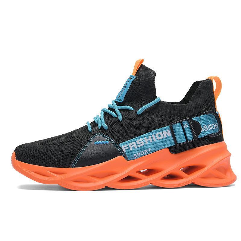 2021 رجل إمرأة الاحذية الثلاثي الأسود الأبيض الأخضر الأحذية في الهواء الطلق الرجال النساء مصمم أحذية رياضية الرياضة حجم