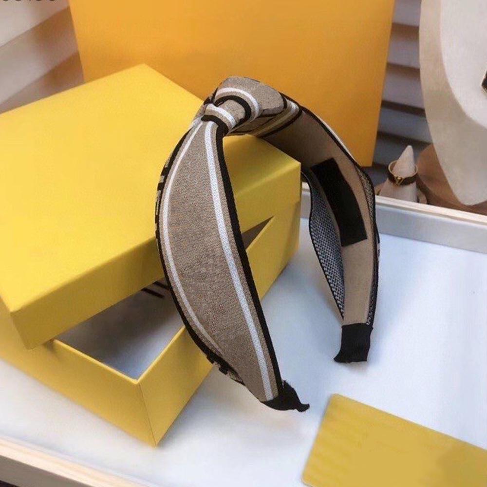 Designer INS Mode C-Brief Stirnbänder Frauen Haarstangen Mädchen Headbandwomen Zubehör für Kopfbänder RR