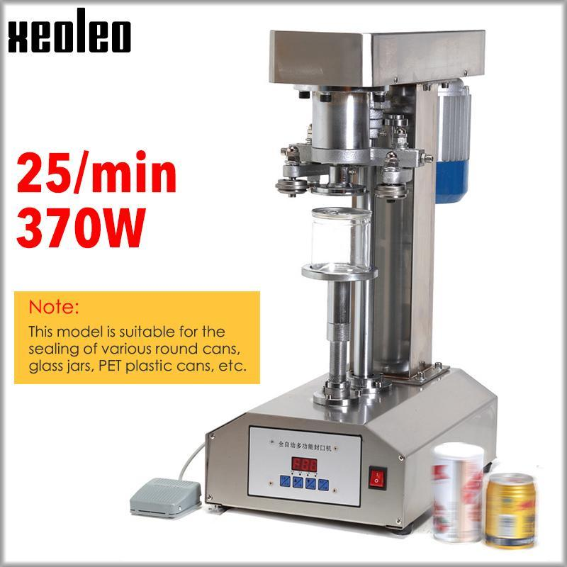 XEOLEO Can запайщик Уплотнительная чашка машина может Sealer из нержавеющей стали Полуавтоматическая Ring-Pull Tinplate симеры