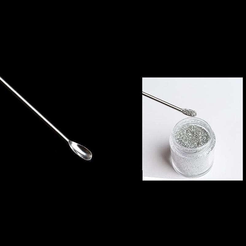 2019 heißer Verkauf Nagelpulver Flüssigkeit Rührstange Doting Stift Stick New Nail Art Puffer File Pro Maniküre Dev Qylgvb
