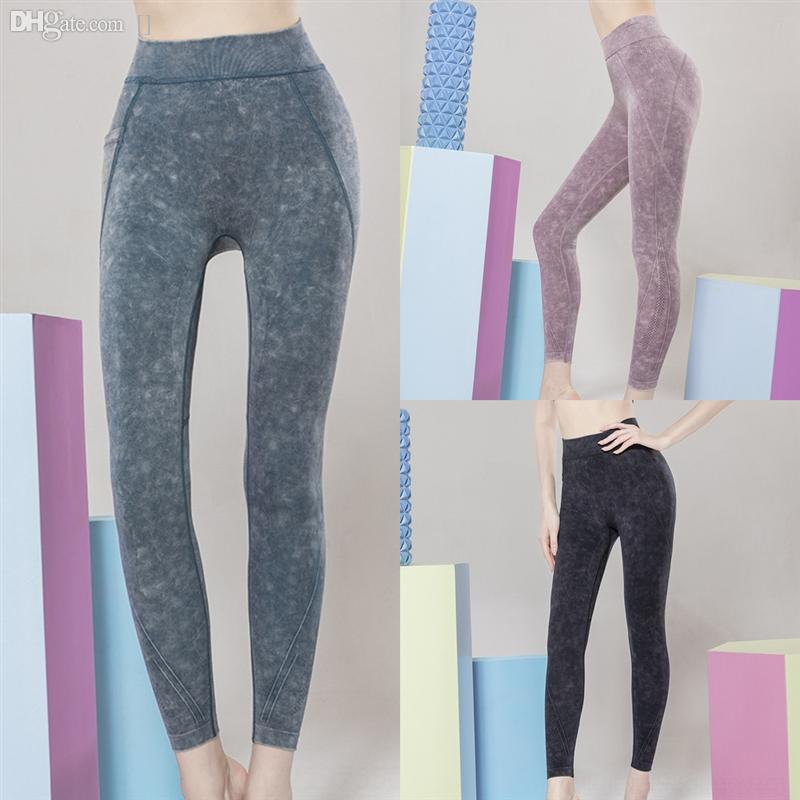 qN5Q Push Up Yoga Pants Running Leggings For Fitness Gym Women Trousers Sport wide Yoga cotton yoga pant Women's Leggings Sexy Hips leg