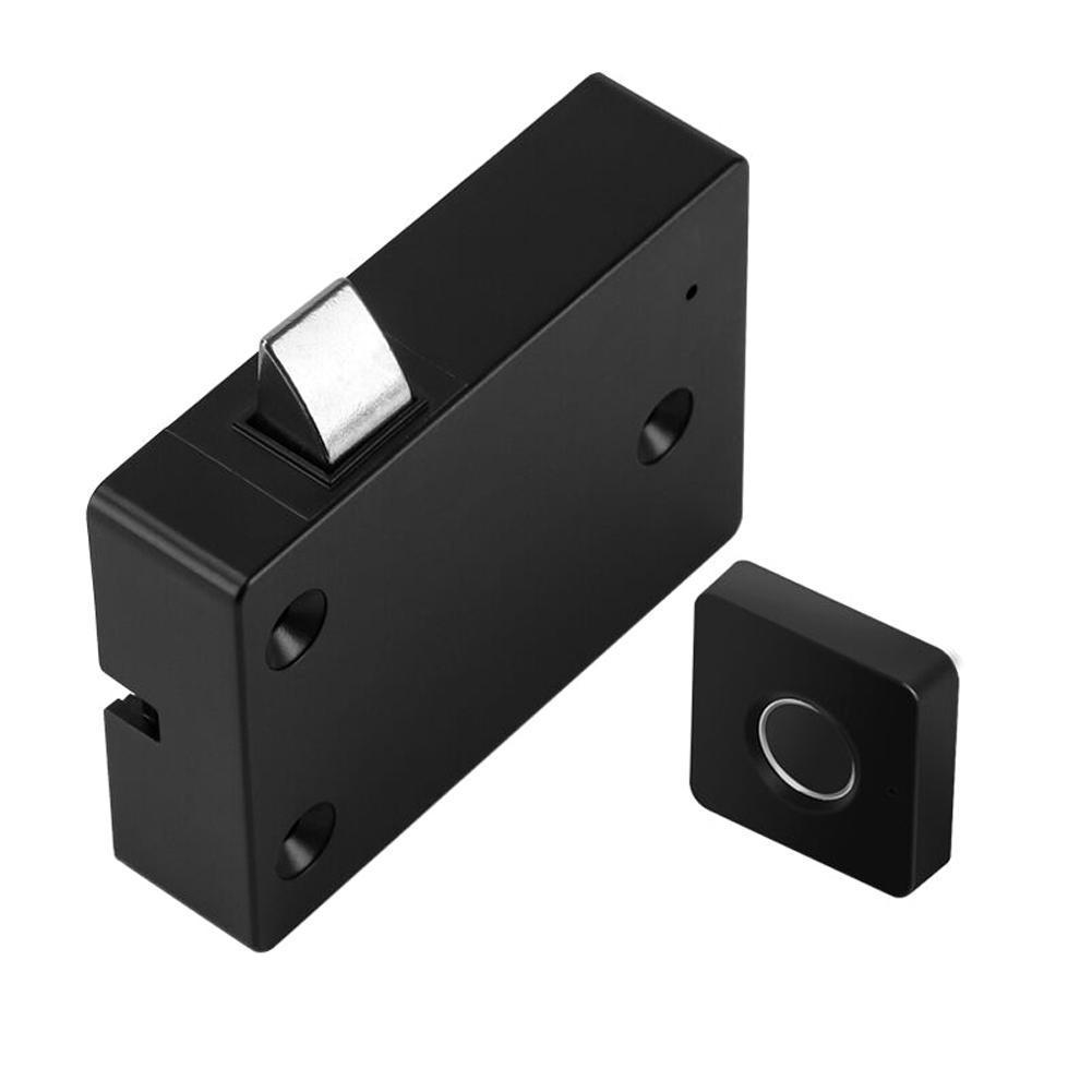 Drawer Smart Electronic Intelligent File Cabinet Lock Storage Cabinet Fingerprint Lock Cabinet Door Fingerprint Lock