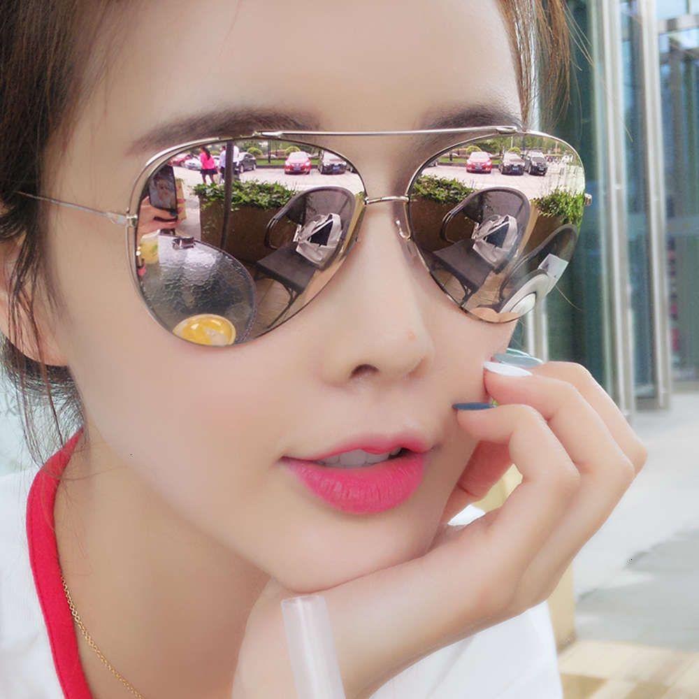 Star Sunglasses Fashion Fashion Fashion 2020 New Toad Óculos Eyes Mulheres Personalidade Personalidade Pink Sunglasses Street Foto