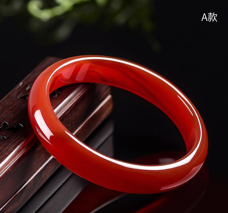 Steinnoten Achat Armband weibliche schwarzer Achat günstig natürliche Armband gibt Mutter geben Freundin Feiertagsgeschenk