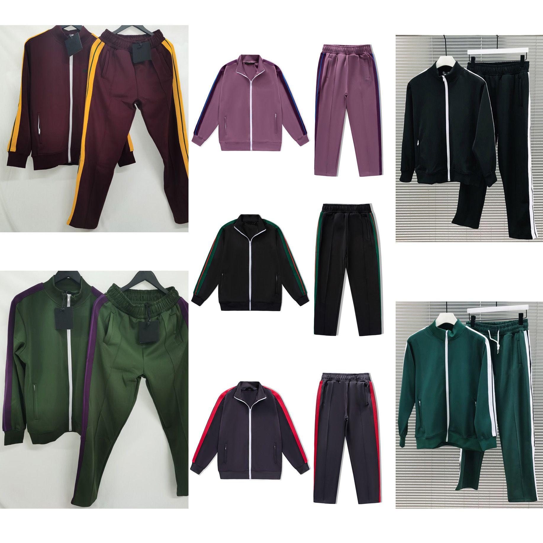 20ss Yeni Renkler Erkek Eşofman Erkek Kadın Ceket Hoodie Kapşonlu Pantolon Erkekler S Giyim Spor Hoodies Eşofman Adam Tasarımcılar Giysi