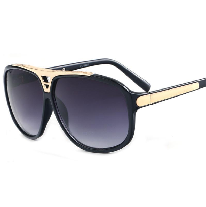 Солнцезащитные очки Мужчины популярные модели M Шесть старинные солнцезащитные очки квадратные безрамоглазные UV 400 объектив классический стиль наружные вождения очки горячие продажи