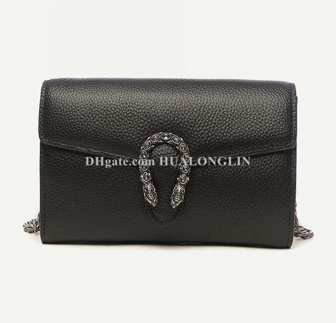 Mulher bolsa de ombro bolsa de couro caixa original número de série de alta qualidade cruz corpo moda senhora senhora messenger