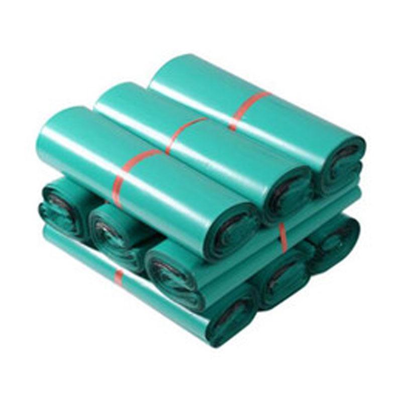 Yeşil Zarflar Poly Mailer TARAFINDAN Posta Plastik Posta Çanta Zarf Yüksek kaliteli 28 * 42cm ücretsiz gönderim
