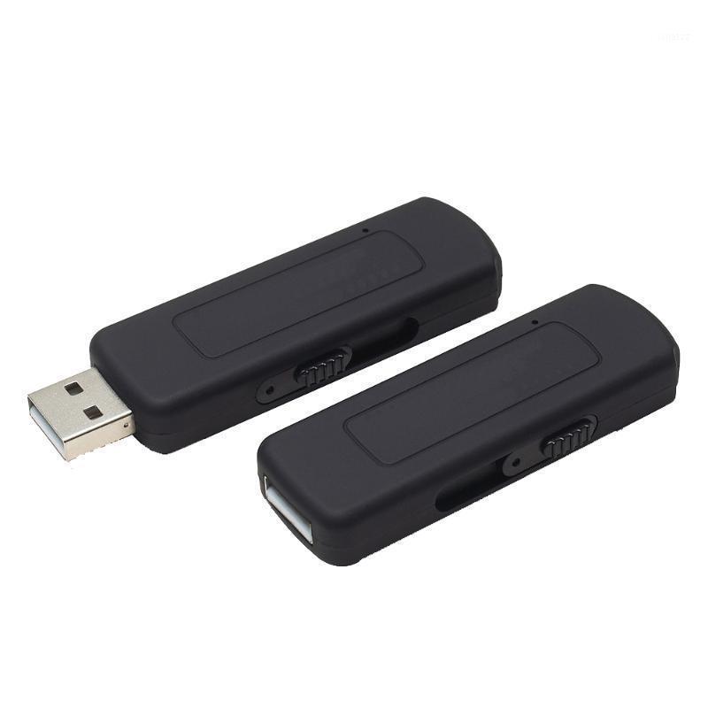 USB VOX flash drive gravador de voz gravador de áudio HNSAT UR-09 Voz ativada gravação1