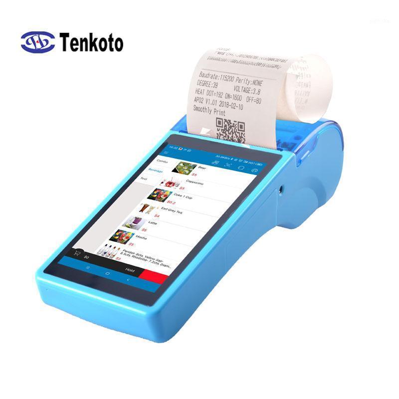 스캐너 모바일 터미널 안드로이드 PDA 프린터 와이파이 카메라가있는 판매 기계의 포인트 WiFi 카메라 바코드 스캐너 3G Device1