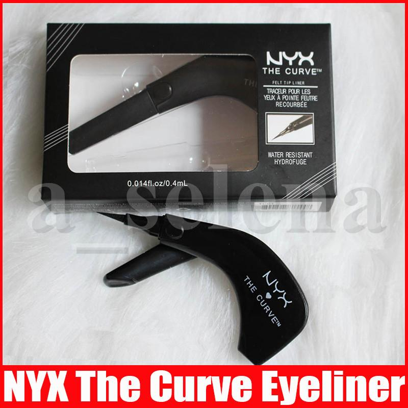 NYX Eyeliner THE CURVED Arc Creative Eyeliner Painting Era Liner Combination Water-Resistant Long-Lasting Easy To Wear Liner
