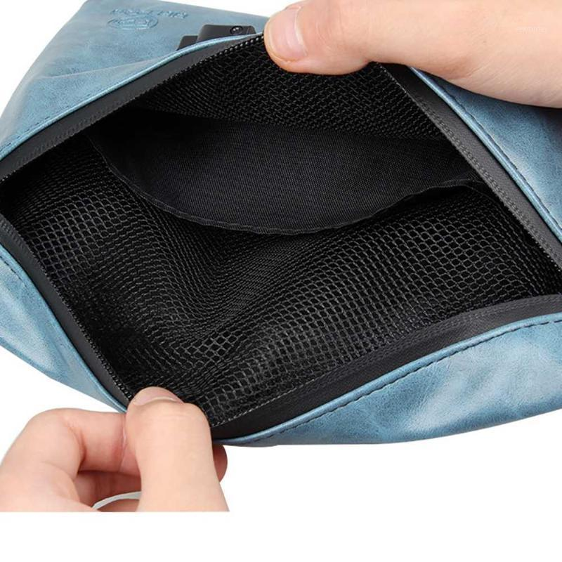 Borsa a prova di odore con serratura deodorante sacchetto cosmetico odore odore borse a prova di odore impermeabile custodia contenitore archiviazione1