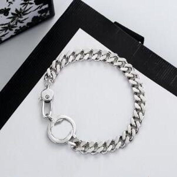 Bracelets de charme de mode bracelets pour hommes et femmes engagement de mariage hip hop bijoux cadeau