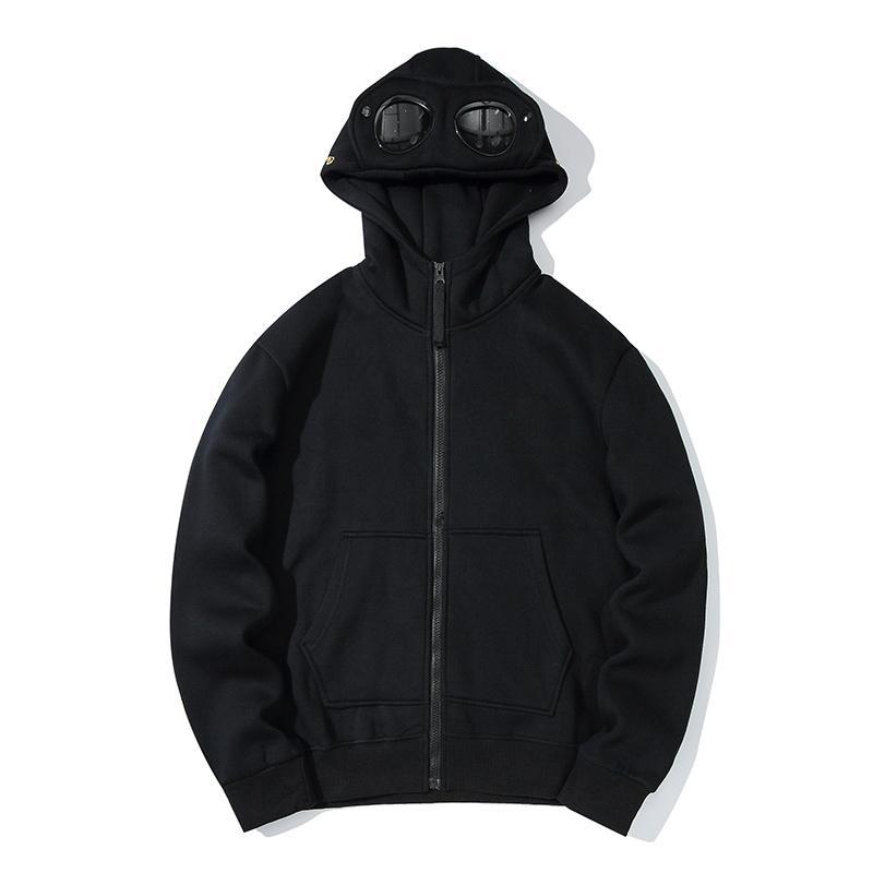 2020 Yeni Erkekler Kapüşonlu Ince Ceket Erkekler Kapüşonlu Hırka Moda Erkekler Bayanlar Ceket Ceket Ceket Boyutu M-XXL