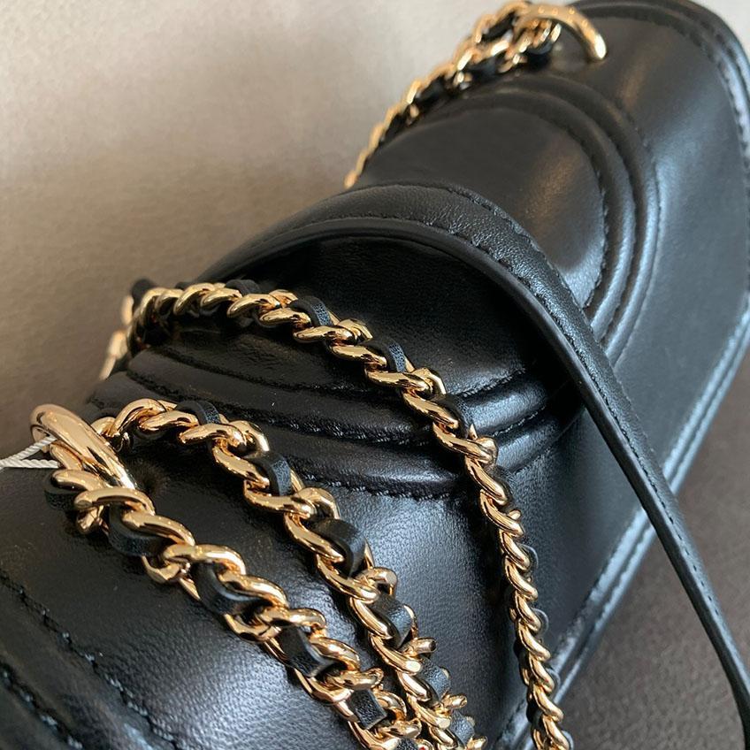 High mano 2021 Borse a catena Donne in pelle da donna per grandi borse Borse Tote Bag Fashion Crossbody Bag in pelle Donna Quality UDWKP