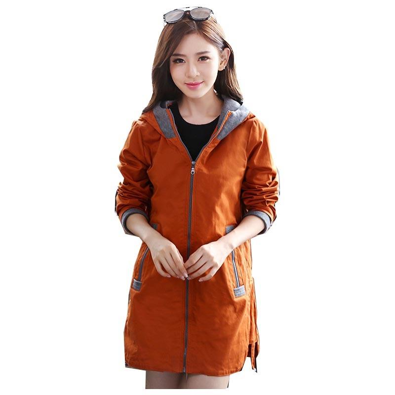 Outerwear 2020 New Spring and Autumn Women's Plus Size Casual Jacket Fashion Female Coat Women Clothes M-5xl Tr032
