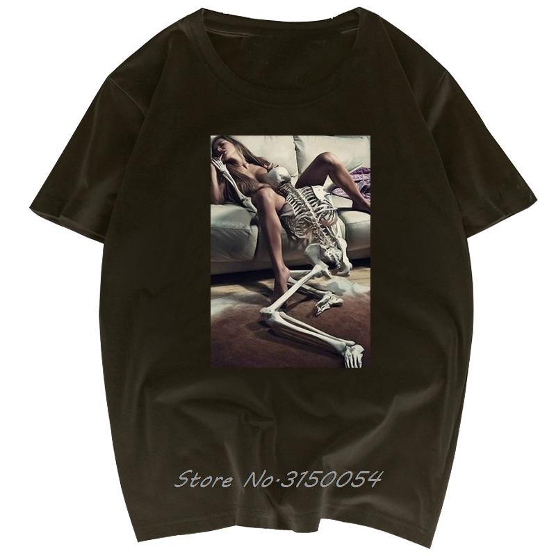Man Mode O Ansatz Diytshirt Sexy Girls Individuelle Männer mit sexy Mädchen lustige T-Shirts Tops Sport mit Kapuze SweatshirtHoodie Männer T-Shirt