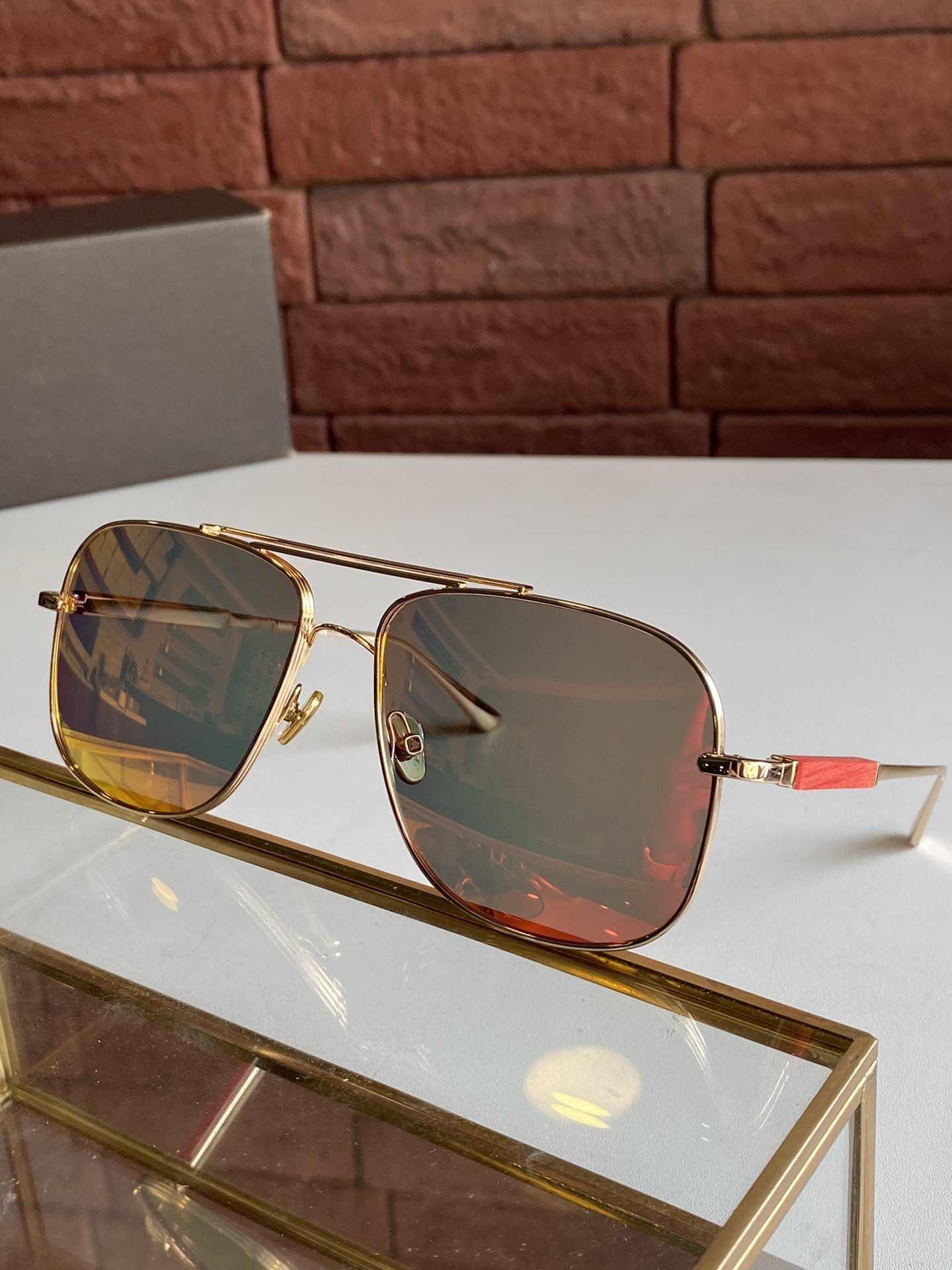 Designer Sonnenbrille für Männer - Luxus-SonnenbrillenFashion Designer Sonnenbrillen Luxus 0669 Damen Designer Sommer Stil Top Qualität UV-Schutz