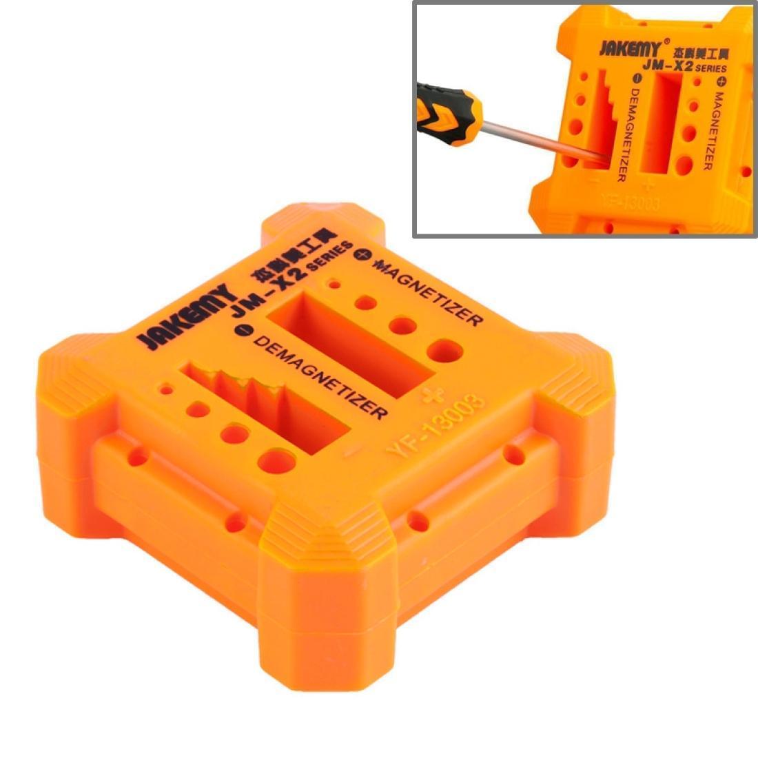 Jakemy JM-X2 MagnetizerDemagnetizer с отверстительными отверстиями Размер среды