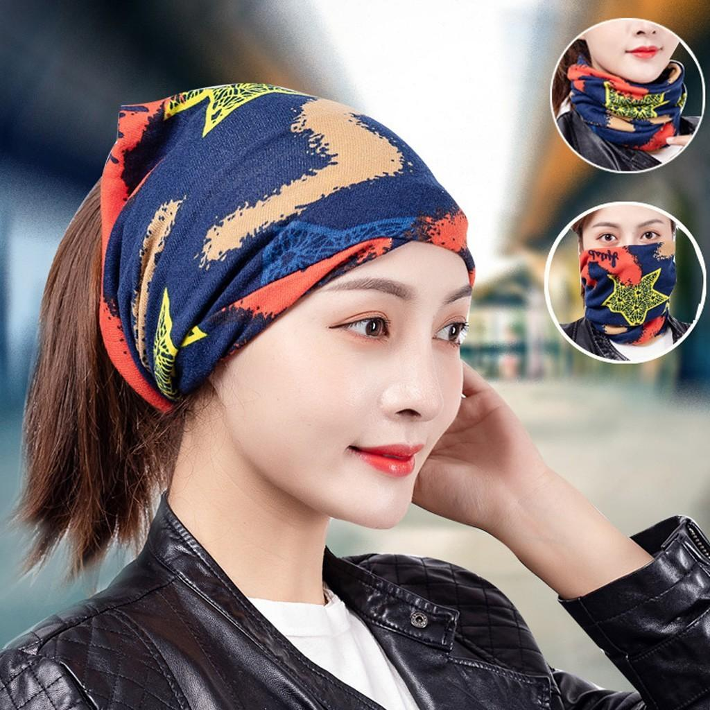 Men's outdoor sports women's scarf bicycle neck pipe BANDANA Face Scarf