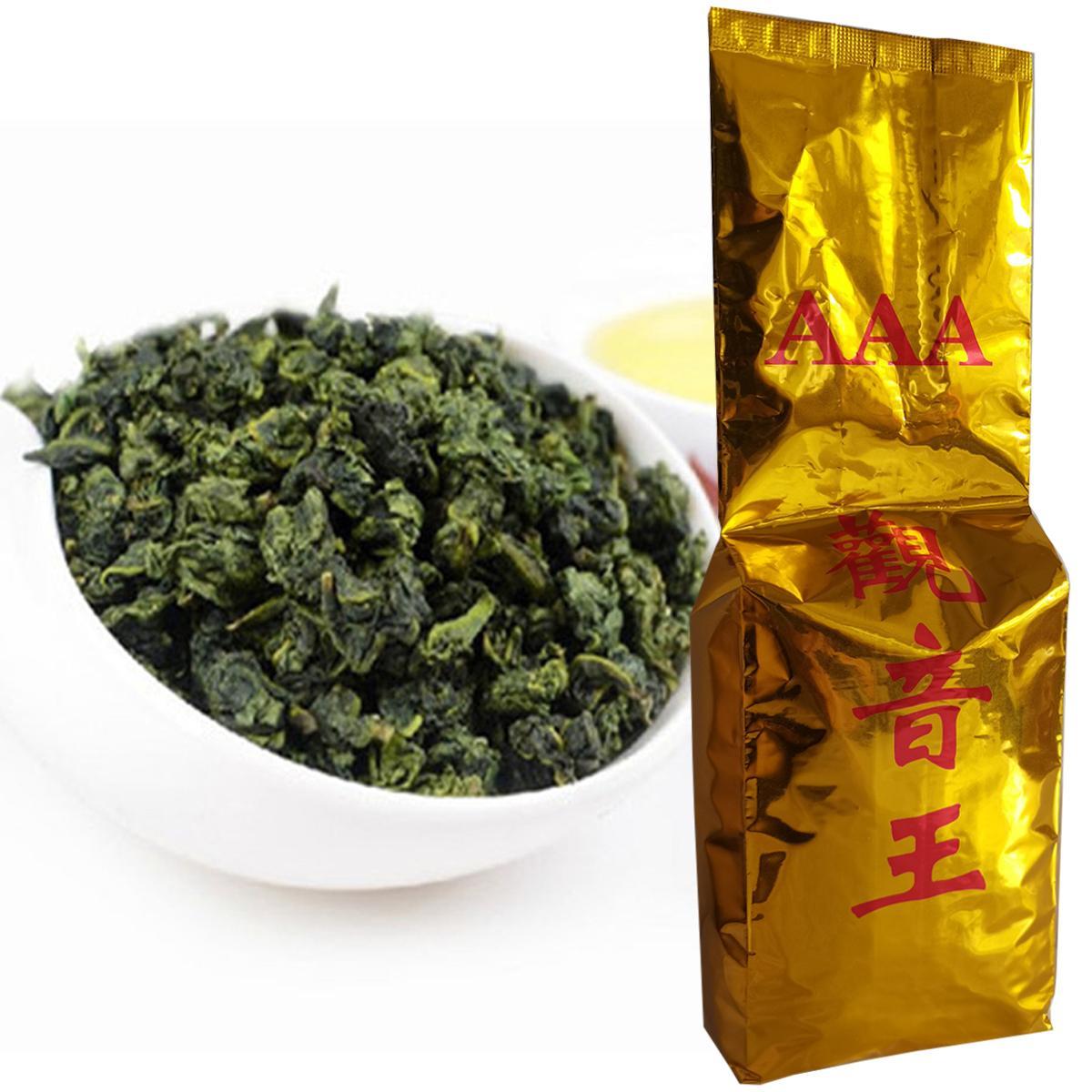 Китайский улон чай вакуумные пакеты из ароматного типа традиционный тикуанин зеленый чай Anci Tieguanyin чай 250г