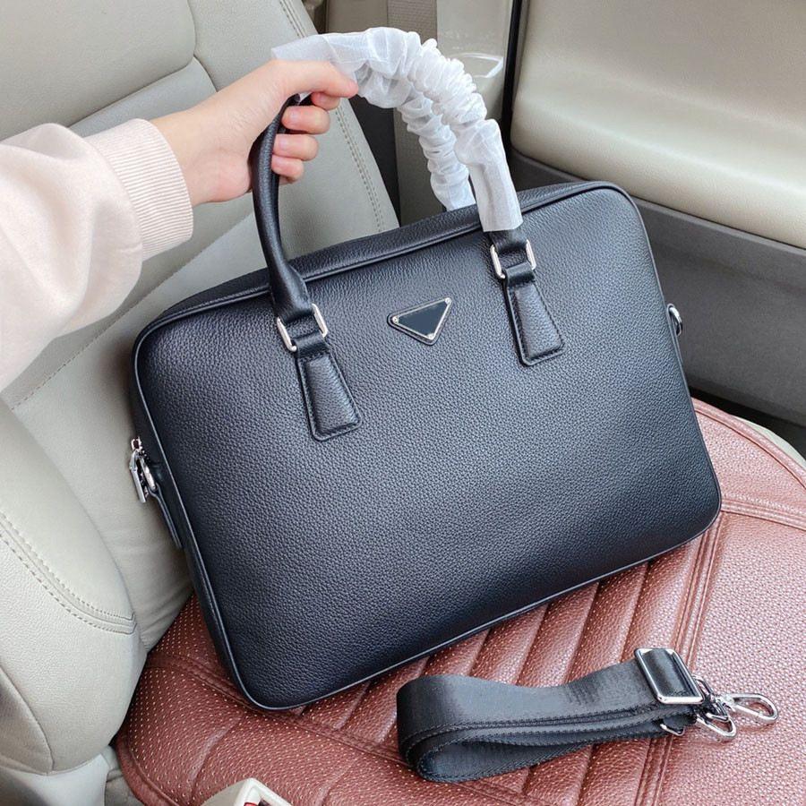 Aktentaschen Designer Brieftasche Taschen Tasche Packung Taschen Männer 2020 Luxus Luxurys Handtaschen Schulter Crossbody Designer Tasche Laptop GEWKR Handtasche MEAG