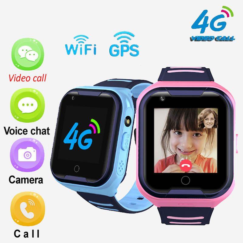 2020 الساخن a36e 4 جرام الذكية الاطفال ووتش للماء ipx7 wifi gps مكالمة فيديو مراقب المقتفي ساعة الطلاب ساعة اليد الأطفال الأطفال gps ووتش