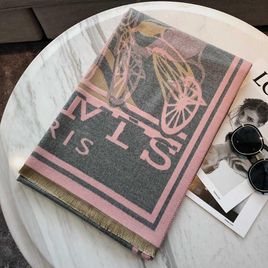 Manera ocasional de la bufanda a cuadros de terciopelo de lujo Nueva bufandas para hombre para mujer de invierno de la cachemira de Fasion Silenciador Pañuelo Pañuelos gratuito de envío 2091702Q