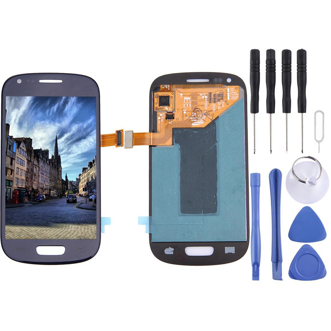 Écran LCD d'origine et Digitizer pleine Assemblée pour Galaxy SIII mini-i8190