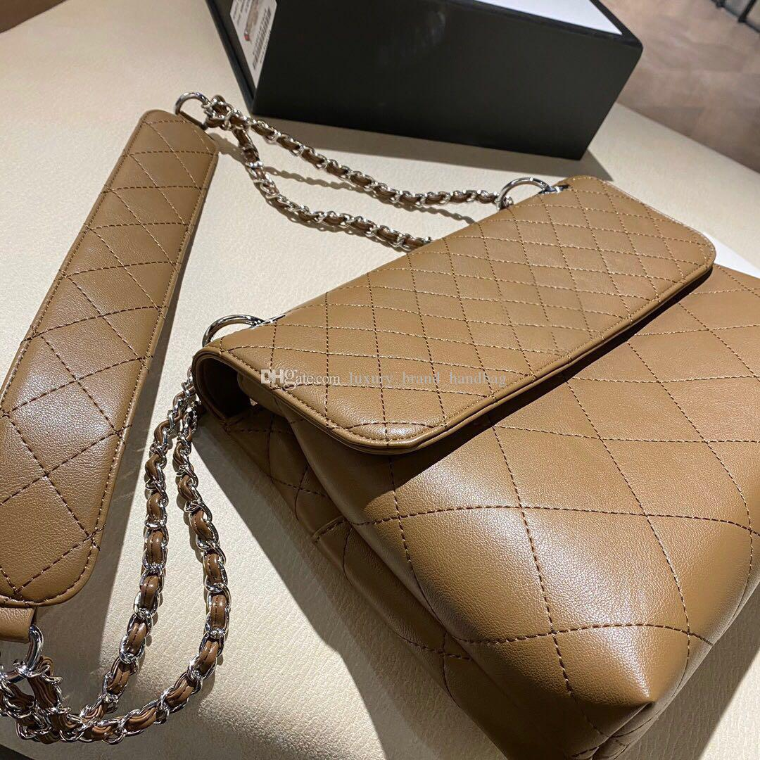 2020 أعلى 3A حقيبة يد حقيبة محفظة الكلاسيكية Crossbodybag حقائب السيدات أزياء مخلب جلد ناعم أضعاف رسول حقيبة fannypack مع مربع بالجملة
