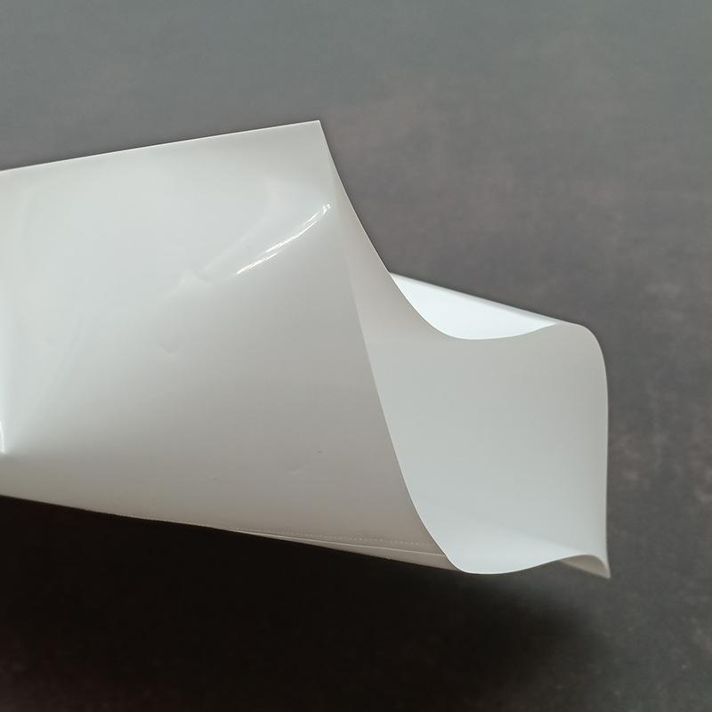 Sublimação Branca Encolher filme Wrap Bag Mantenha xícaras quentes de alta temperatura resistência calor packing sacos 0 9hl6 n2