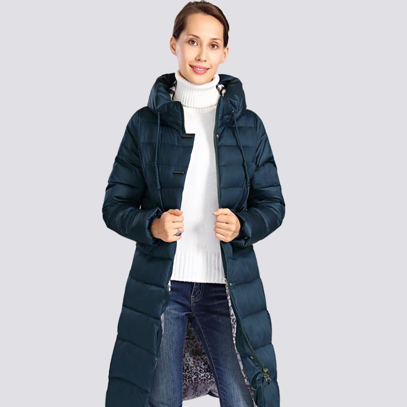 Tamaño invierno Mujeres Plus 2020 6xl largo y grueso de las nuevas mujeres capa de la chaqueta con capucha de alta calidad caliente abajo chaquetas Parka Femme