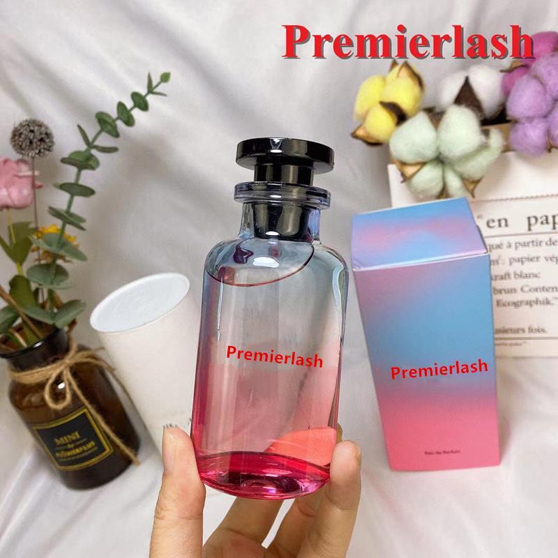 Premierlash Francese Classical Lady Perfume Mile Feux Contre Rose Des Vents California 100ml EDP Faroscia Brand Profumo Alta Quality Fast Ship
