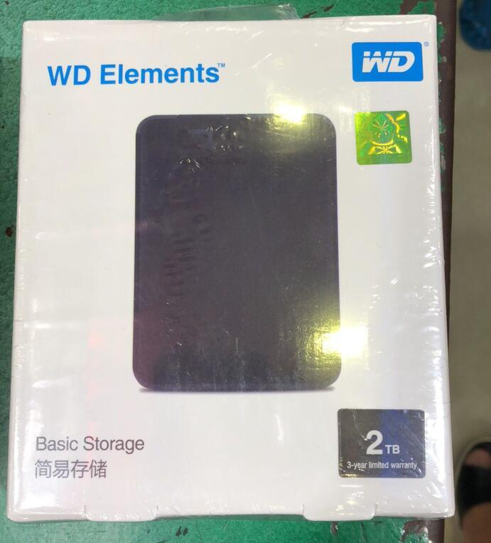 "2020 NEU 2 TB externe HDD tragbare Festplatte Disk USB 3.0 2.5"" 2TB External Hard Drive @ 02"