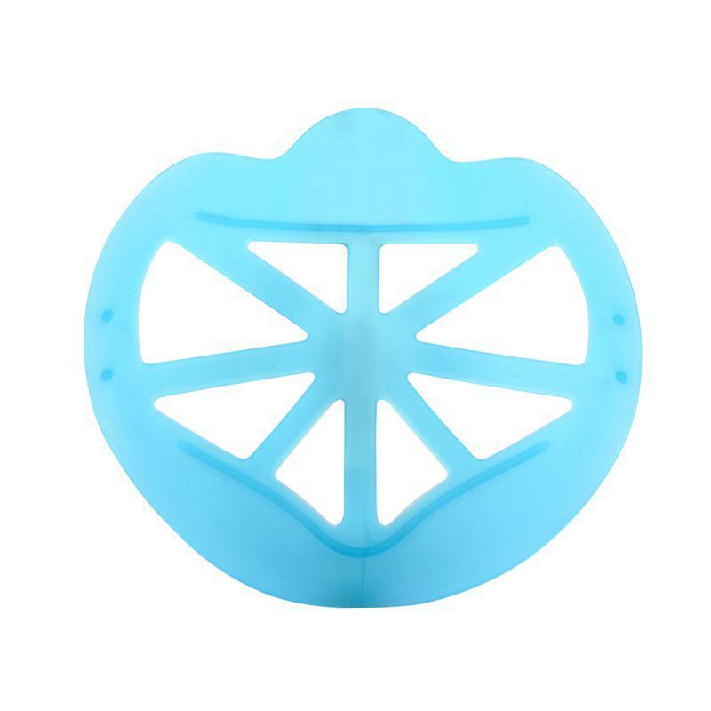 Yeni 3D Ağız Maskesi Tutucu Destek Solunum Yardım Yardım İç Yastık Braketi Silikon Maske Tutucu Su Geçirmez Bertenye Ağız Maskeleri VT1915