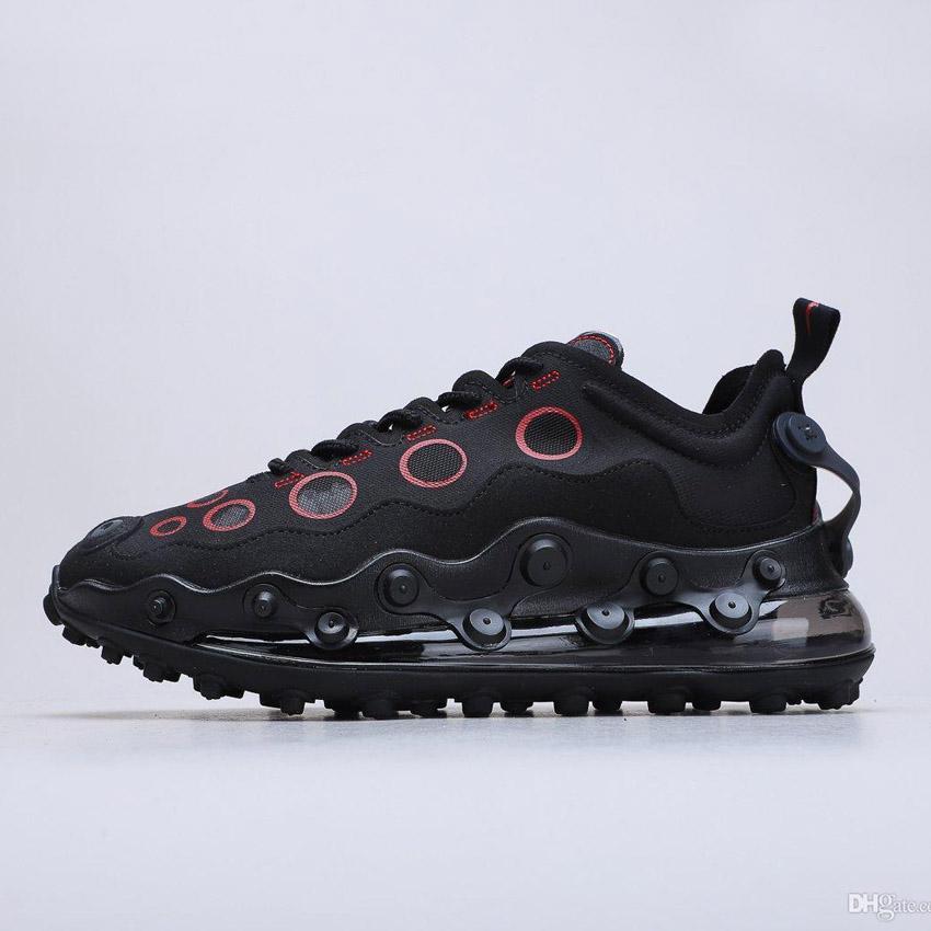 2021 Os novos 720 ISPA Polka Dot Men's Sapatos Completos Cesta de Almofada Sapatos Bola Sapatilhas Tamanho 36-45