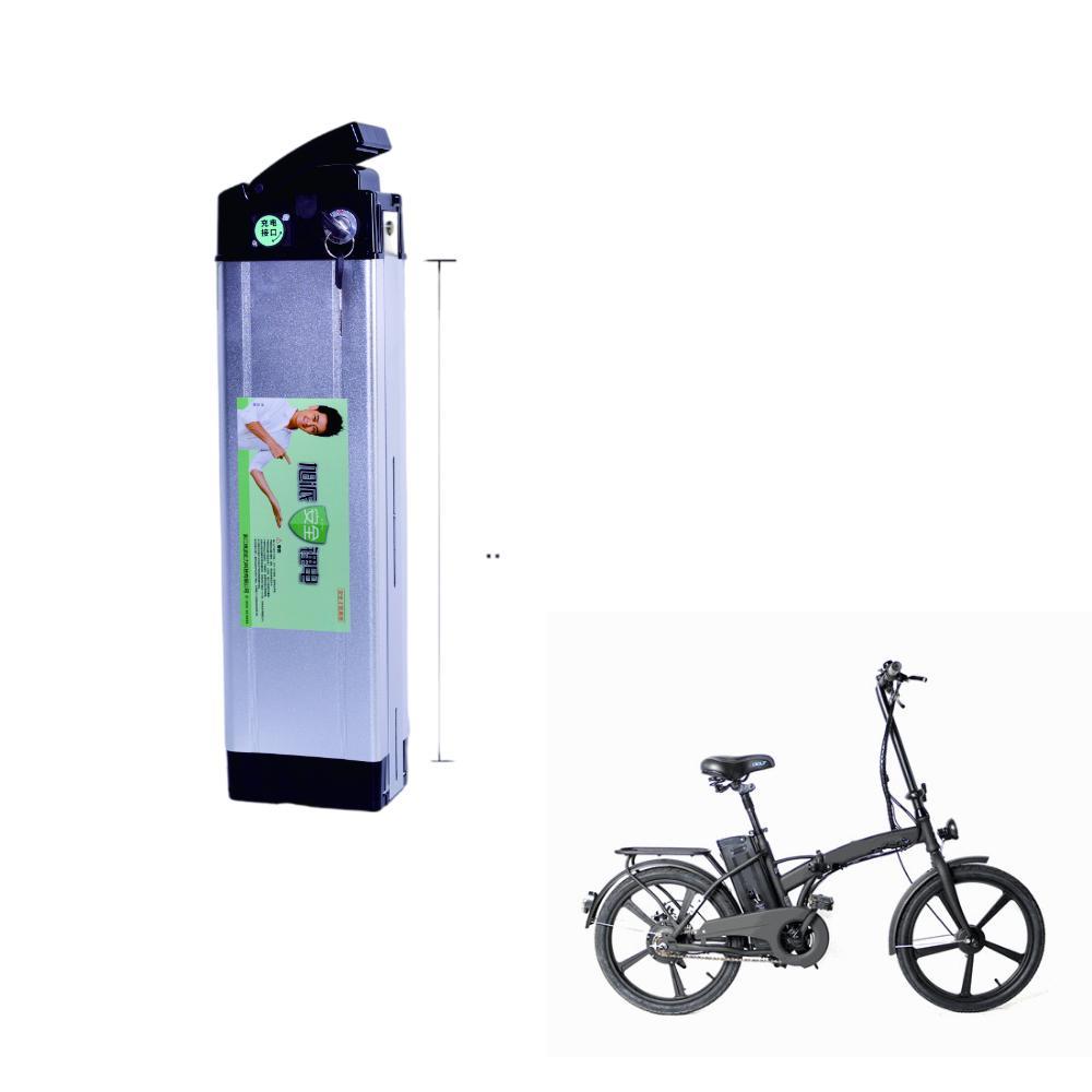 BSL 2020 New 48V 20ah Серебряная рыба Литиевая батарея для электрического велосипеда, трехколесный велосипед, скутер, инвалидная коляска, принять индивидуальные, приветствующие оптовые продажи