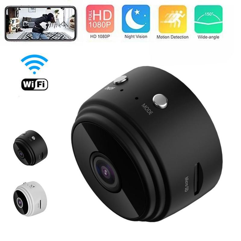 1080P DV / WiFi Мини IP-камера Открытый Ночной версию Микроамерка видеокамера Голосовая видеорегистратор Безопасность HD Беспроводная небольшая камера