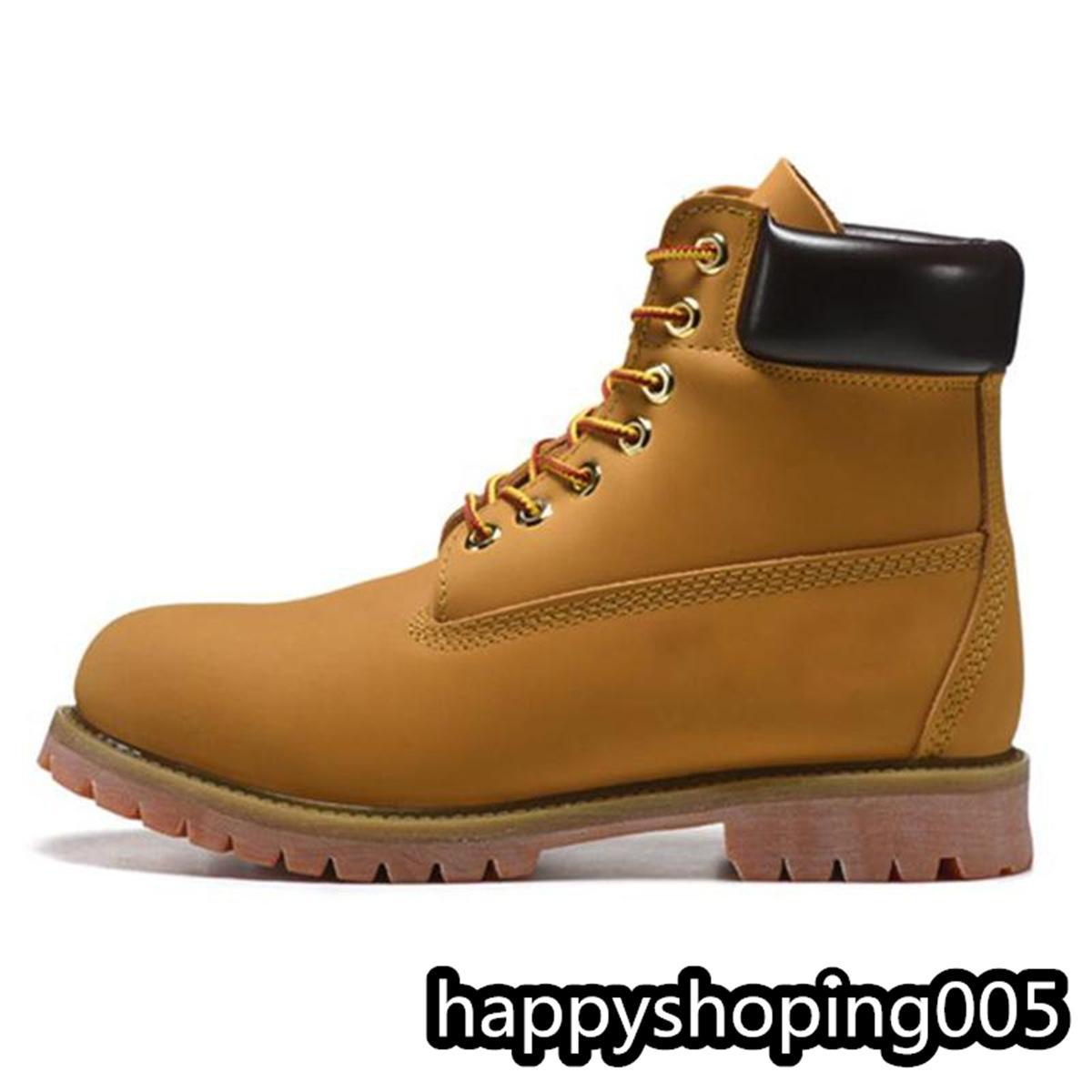 Kış erkek botları su geçirmez açık marka çift deri sıcak kar botları rahat erkek ayakkabı dağcılık spor ayakkabı