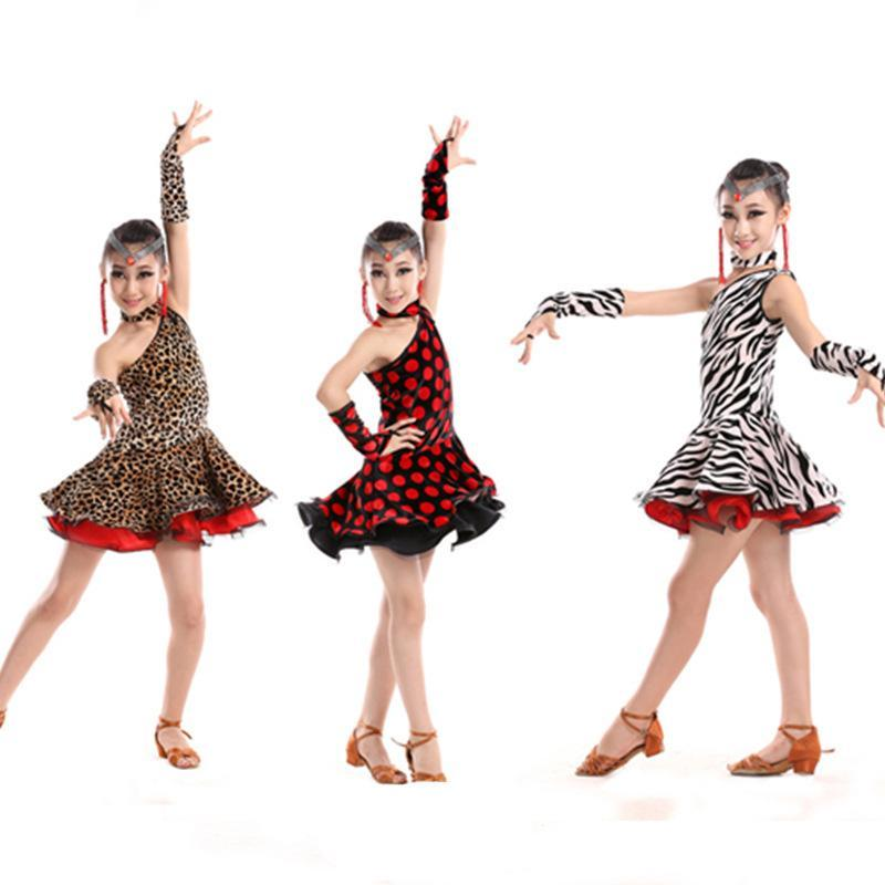Etapa Wear 3pcs Sets Girl Latin Dance Dakle For Girls Ballroom Dancing Child Concurso Dancewear Kids Disfraces Conjunto